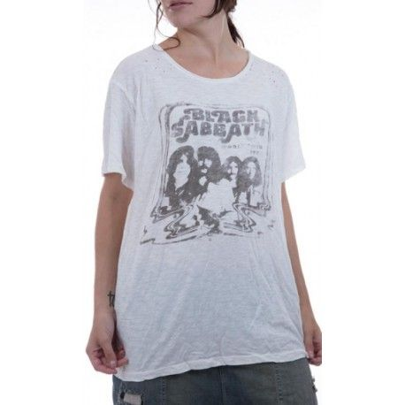 T-shirt Black Sabbath World Tour in True