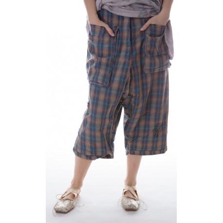 pantalon Murron MacClannough in Highland Plaid
