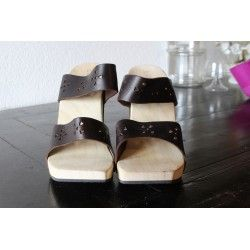 sandals Mauren in black