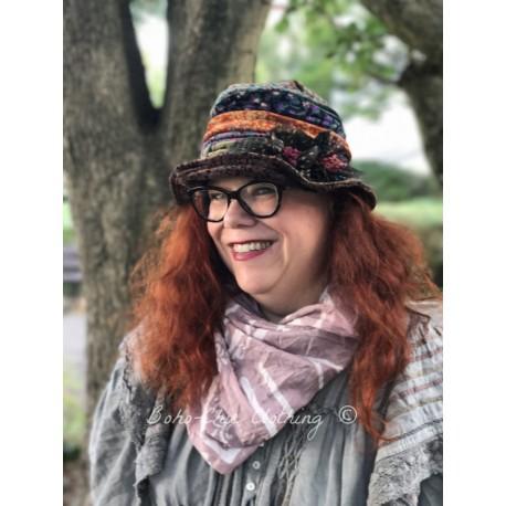 chapeau SCARLETT marron