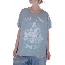 T-shirt Buddha wisdom in Dove