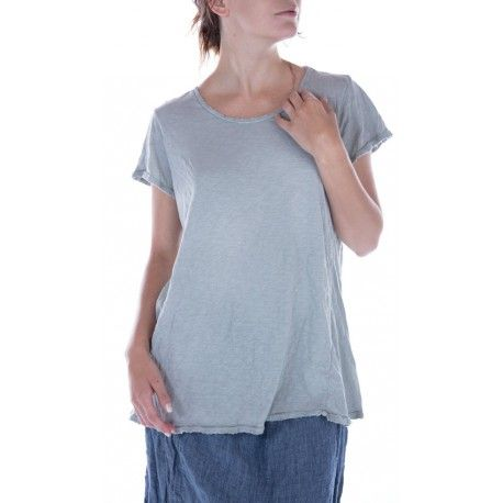 T-shirt Babydoll in Dove