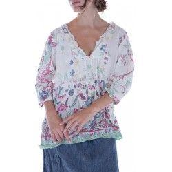 blouse Bondi in Reef