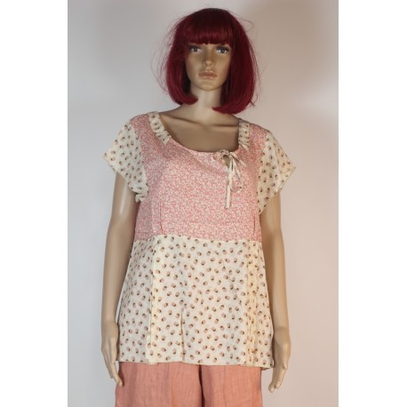 Top MARVINE pink