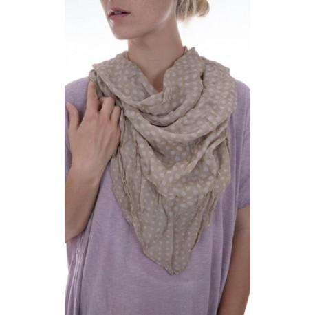 foulard Georgette Monet in Sadie dot