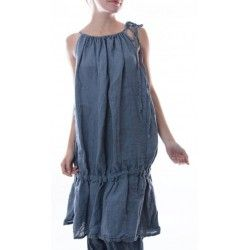 dress Hidi in Indigo