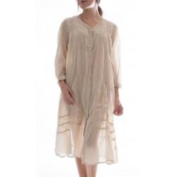 robe Poisson in French Vanilla