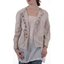 veste Good Bones in Alabaster