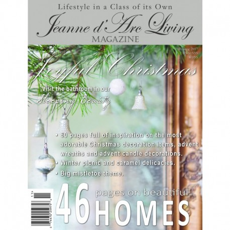 magazine Jeanne d'Arc Living – EN Nov. 2017