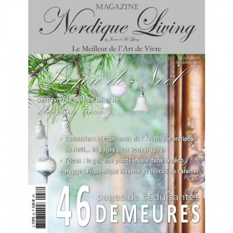 revue Jeanne d'Arc Living – FR Nov. 2017