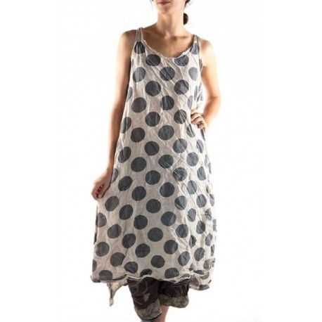 dress Layla in Go Go Dot