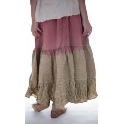 skirt Naiis in Cardamom Ombre