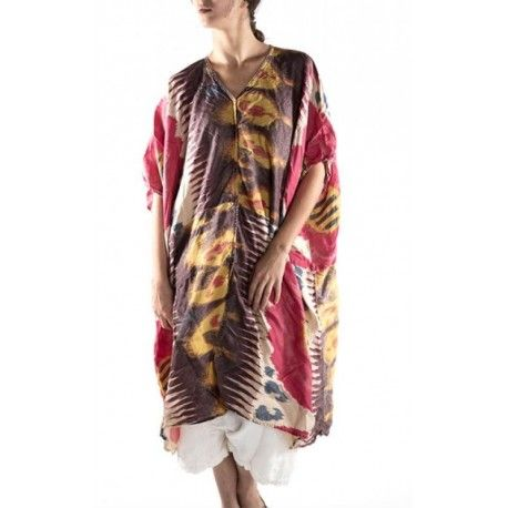 dress Jaya Kaftan in Hendrix