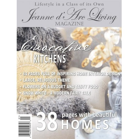 magazine Jeanne d'Arc Living – EN Jan. 2018