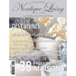 magazine Jeanne d'Arc Living – FR Jan. 2018