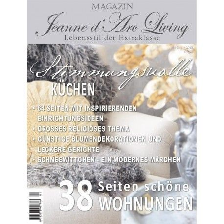 magazine Jeanne d'Arc Living – DE Jan. 2018