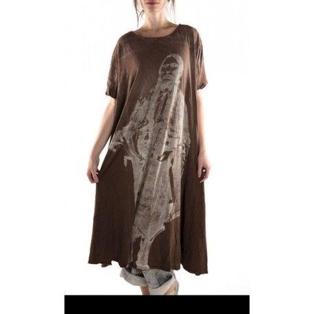 robe Quanah Parker in Umber