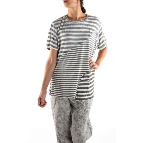 T-shirt Uniform in Moonglow