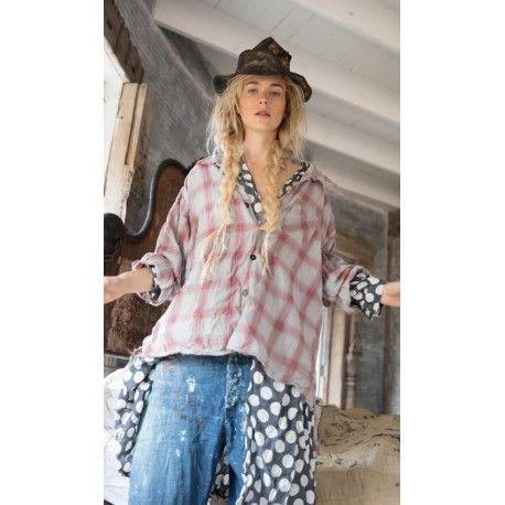 chemise Adison Workshirt in Gillian