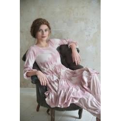 dress Charming spirit in Rose tie dye