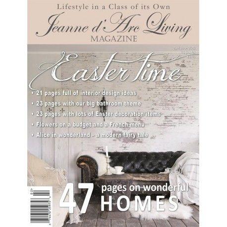 revue Jeanne d'Arc Living – EN Mar. 2018 Déco & Revues JDL - 1