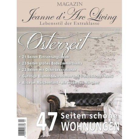 magazine Jeanne d'Arc Living – DE Feb. 2018