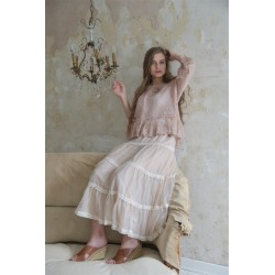 skirt Mindful charm in Antique rose-brown