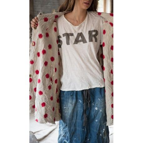T-shirt Bold Star in True