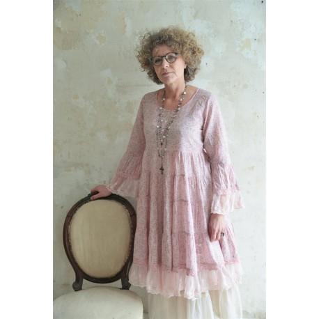 robe Romantic Mind en rose thé
