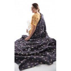 jetée de lit/canapé Galaxy Quilted in Stargazer