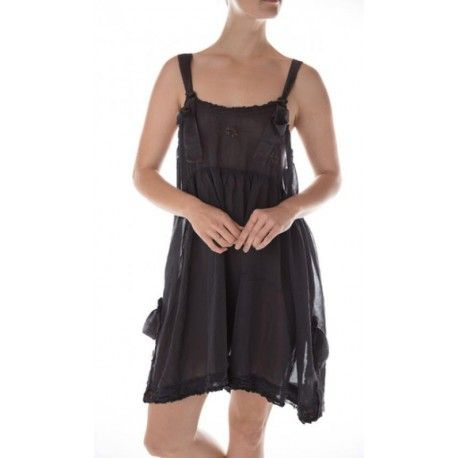 robe-tunique Rubia Kate in Midnight