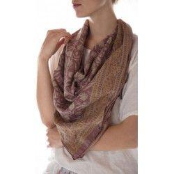 scarf Madam Mim in Henna