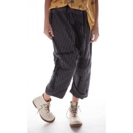 pants Joon Pongee in Gentleman Magnolia Pearl - 1