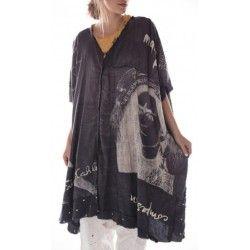robe-tunique Jaya Kaftan Frida Collection in Ozzy