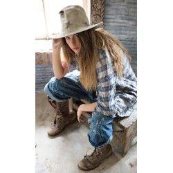 dress Josefina Day in Cowboy
