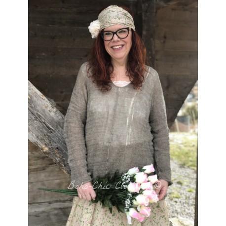 pullover Wabi Sabi Mushroom