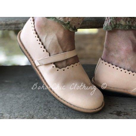 chaussures HARRIET rosé