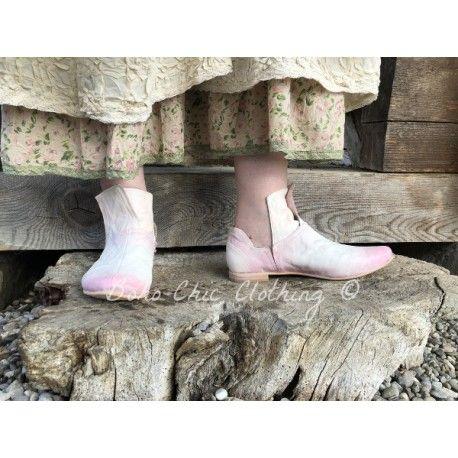 chaussures KARLINA pink