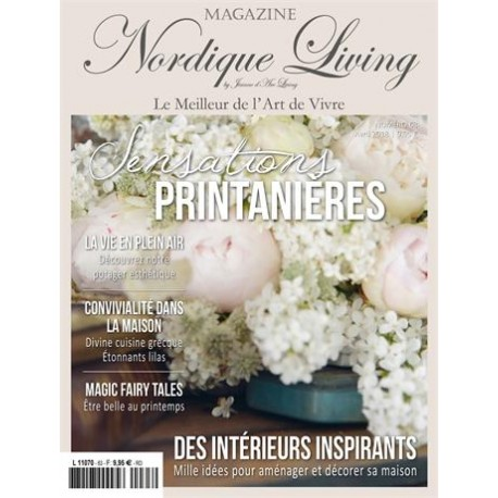 magazine Jeanne d'Arc Living – FR Apr. 2018