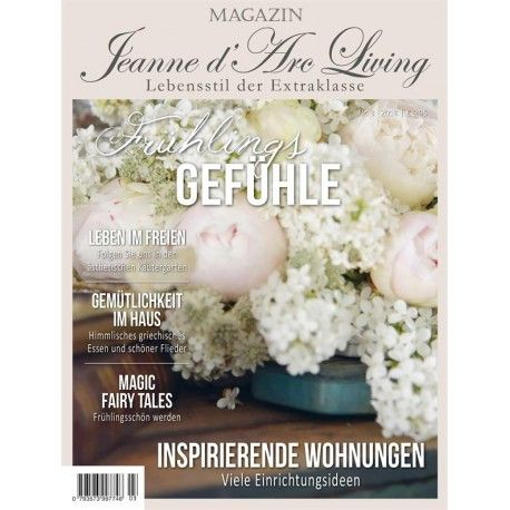 magazine Jeanne d'Arc Living – DE Apr. 2018