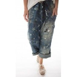 pants O'Keefe Denims in Galaxy