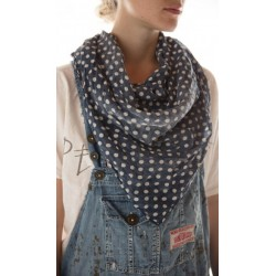 foulard Threadgood in Blue Dot
