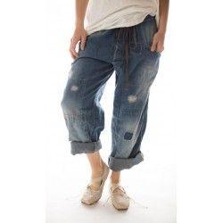 pants O'Keefe Denims in Indigo