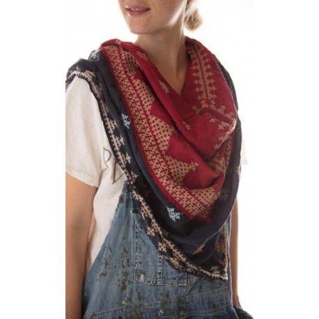 foulard Pabiola in Aztec