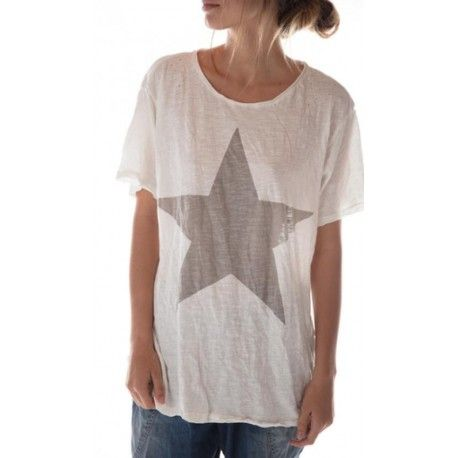T-shirt Sky Diamond in True