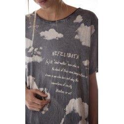 T-shirt Nefelibata in Ozzy