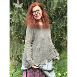 pullover Wabi Sabi Pewter