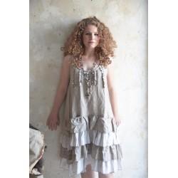 dress Natural sensitivity in Linen