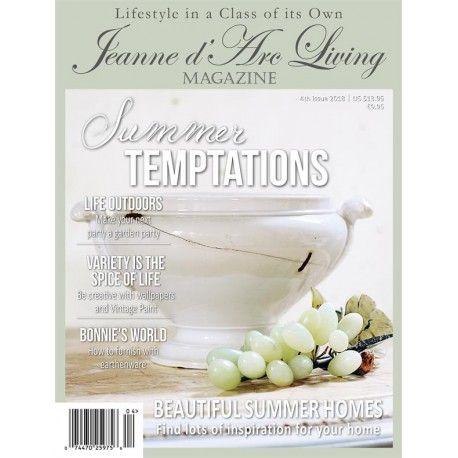 magazine Jeanne d'Arc Living – EN May 2018