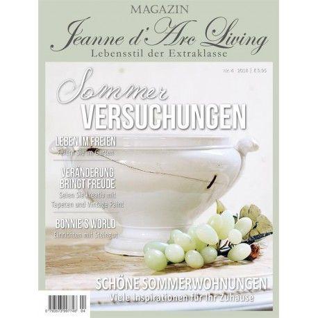 revue Jeanne d'Arc Living – DE Mai 2018